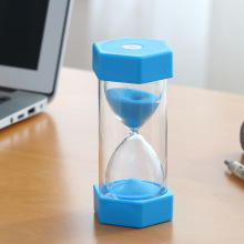 5/10 minute hourglass timer, creative craft gift safety anti-fall children brushing