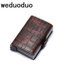 New credit card holder PU leather card id holders men and women Anti RFID protection card holder Multi-function card wallet цена в Москве и Питере