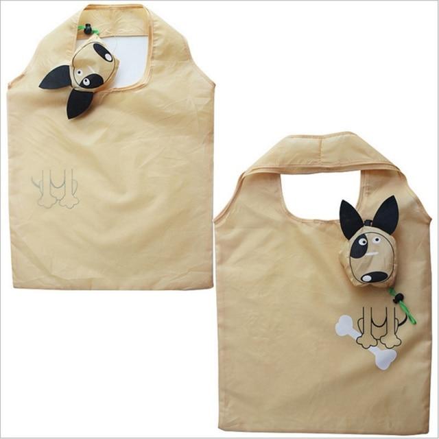brixini.com - Cartoon Puppy Waterproof Polyester Bag