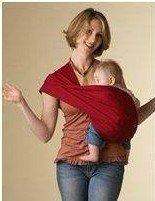 dua lapisan kapas, Baby Carriers membawa bayi & kantung kantung 3 saiz