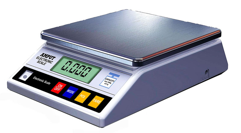 High Precision  Digital Accurate Balance with Counting Function Lab Scale 5000g x0.1g