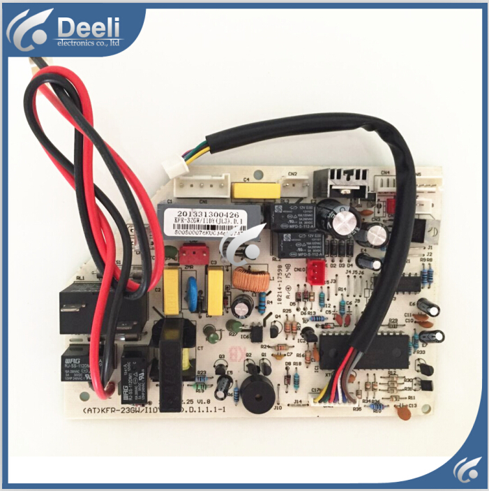 100% new for air conditioning panel KFR-23GW/I1DY board KFR-32GW/I1DY(JL3) board indoor air conditioning parts mpu kfr 35gw dy t1 computer board kfr 35gw dy t used disassemble
