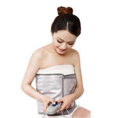 Corset infrarouge lointain exercice ventre ceinture minceur brûle graisse Sauna perte de poids graisse façonnage ventre brûlant réduire le ventre