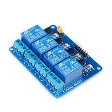 20PCS 4 Channel 12V Relay Module 4Channel Relay Expansion Board 12V low level Triggered 4-way Relay Module for Arduino