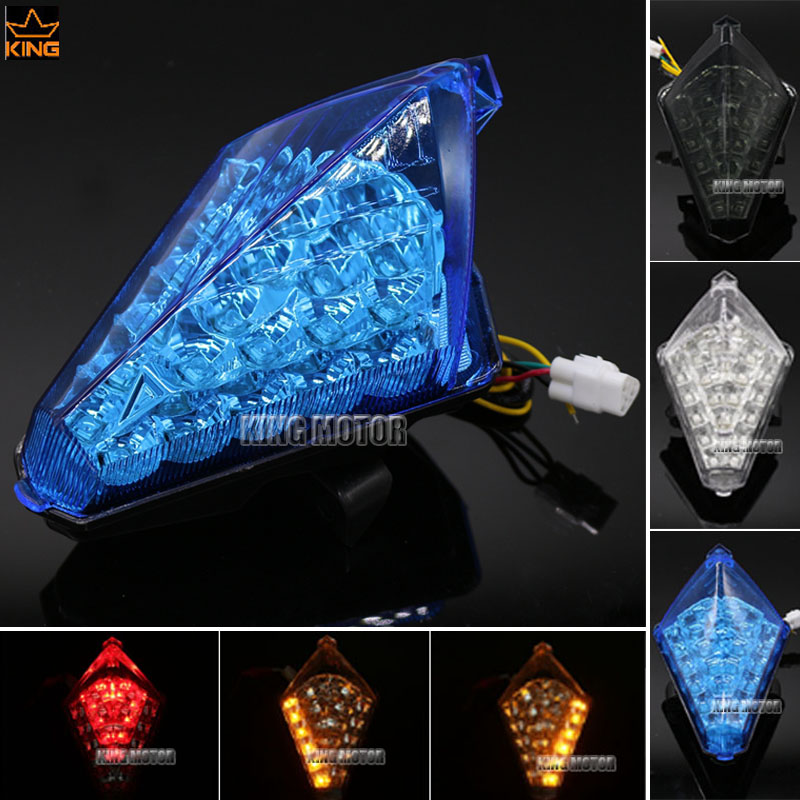 For YAMAHA YZF R1 YZF R1 2007 2008 Motorcycle Accessories Integrated LED Tail Light Turn signal