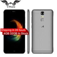 EU Version ZTE A610 Plus 4G LTE Mobile Phone 4GB RAM 32GB ROM Octa Core 5.5 Android 6.0 5000mAh Fingerprint Smartphone
