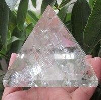 7 8 см ПРИРОДНЫЙ КВАРЦЕВЫЙ пирамида