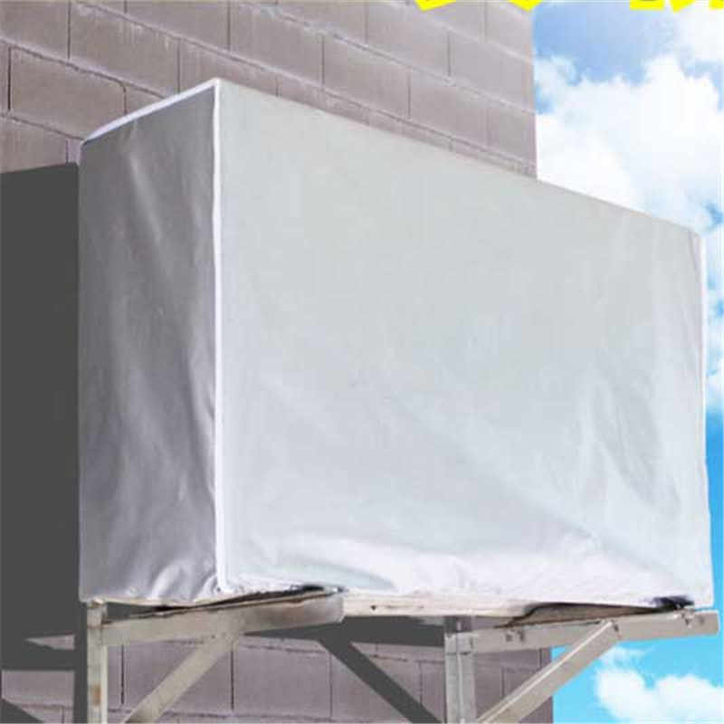 2018 Outdoor Air Conditioning Cover Air Conditioner Waterproof Cleaning Cover Washing Anti-Dust Household Cleaning Cover