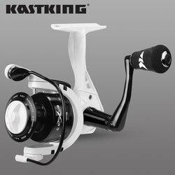 KastKing Crixus Spinning Fishing Reel 5.2:1/4.5:1 High Speed Gear Ratio Super Light Graphite Body Carp Fishing Coil