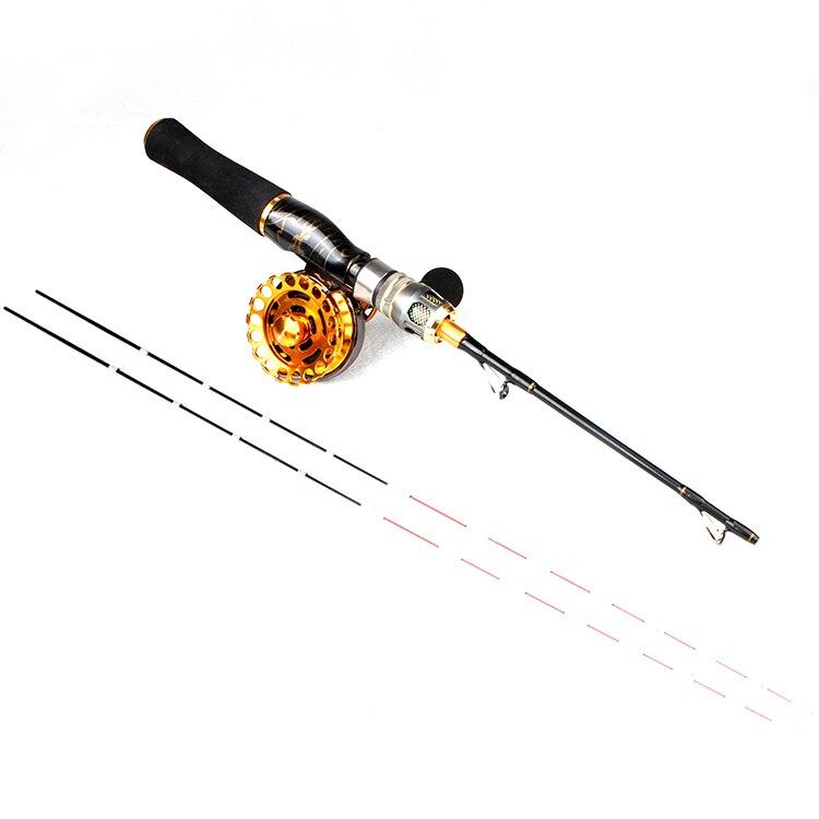 1 pcs/Lot section courte en alliage de titane radeau queue souple micro-plomb valve tige radeau canne à pêche 80/90/100 cm