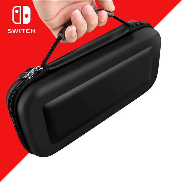 Nintend Switch NS Accessories Portable Travel Carrying Bag Nintendos Switch EVA Protective Case Bags for Nintendo Switch Console 4