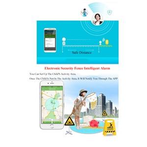 Image 3 - Chroniący przed zgubieniem Q50 LCD OLED dziecko GPS lokalizator LBS SOS Smartwatch monitorowanie pozycjonowanie telefon dzieci SIM inteligentny zegarek dla IOS Android