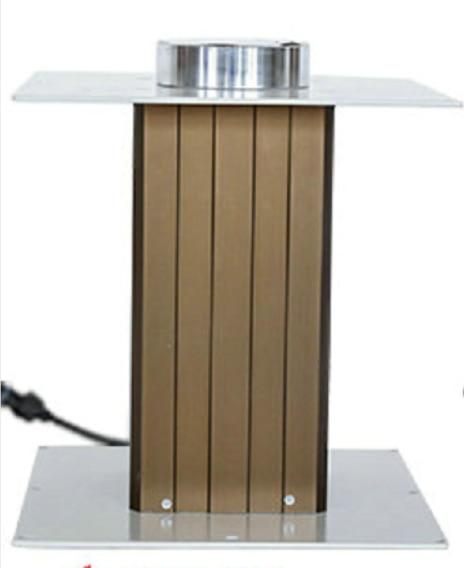 36-80cm 360 Electric/manual Dual Metal Lift Tatami Remote Control Home Hidden Lift Desktop Home Accessories 8 Color Optional