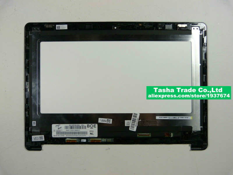 FOR font b ACER b font 13 3 LED FHD REPLACEMENT TOUCH SCREEN ASSEMBLY 6M GHPN7