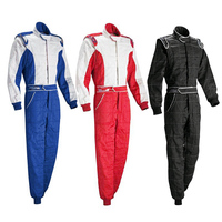 Top Professional For F1 Karting Jacket Suit Waterproof Car Motorcycle Motocross Racing Club Exercise Clothing Overalls Men Women