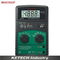 Digital Megger Insulation Resistance Tester MASTECH MS5201