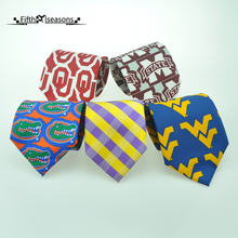 CHCUM Polyester Jacquared Geometric Neck Tie Characteristic Ties For Men 2017 Dress Collocation For Wedding Party Tie Brand