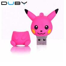 USB Flash Drive 32gb Pikachu 4GB/8GB/16GB Pen Drive memory stick