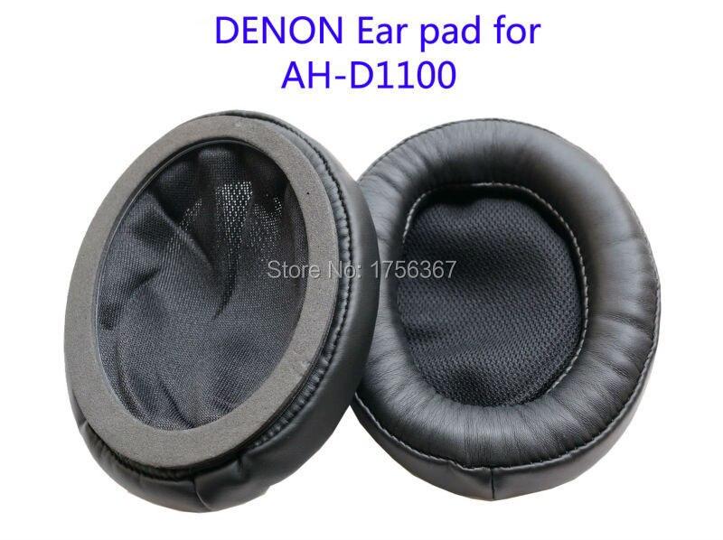 Perlindungan penggantian pad telinga untuk DENON AH-D1100 AH-NC800 - Audio dan video mudah alih - Foto 2