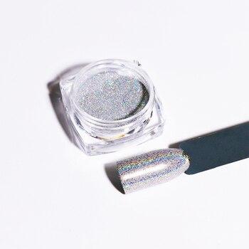 Poudre ongles paillettes Décoration d'ongles Bella Risse https://bellarissecoiffure.ch