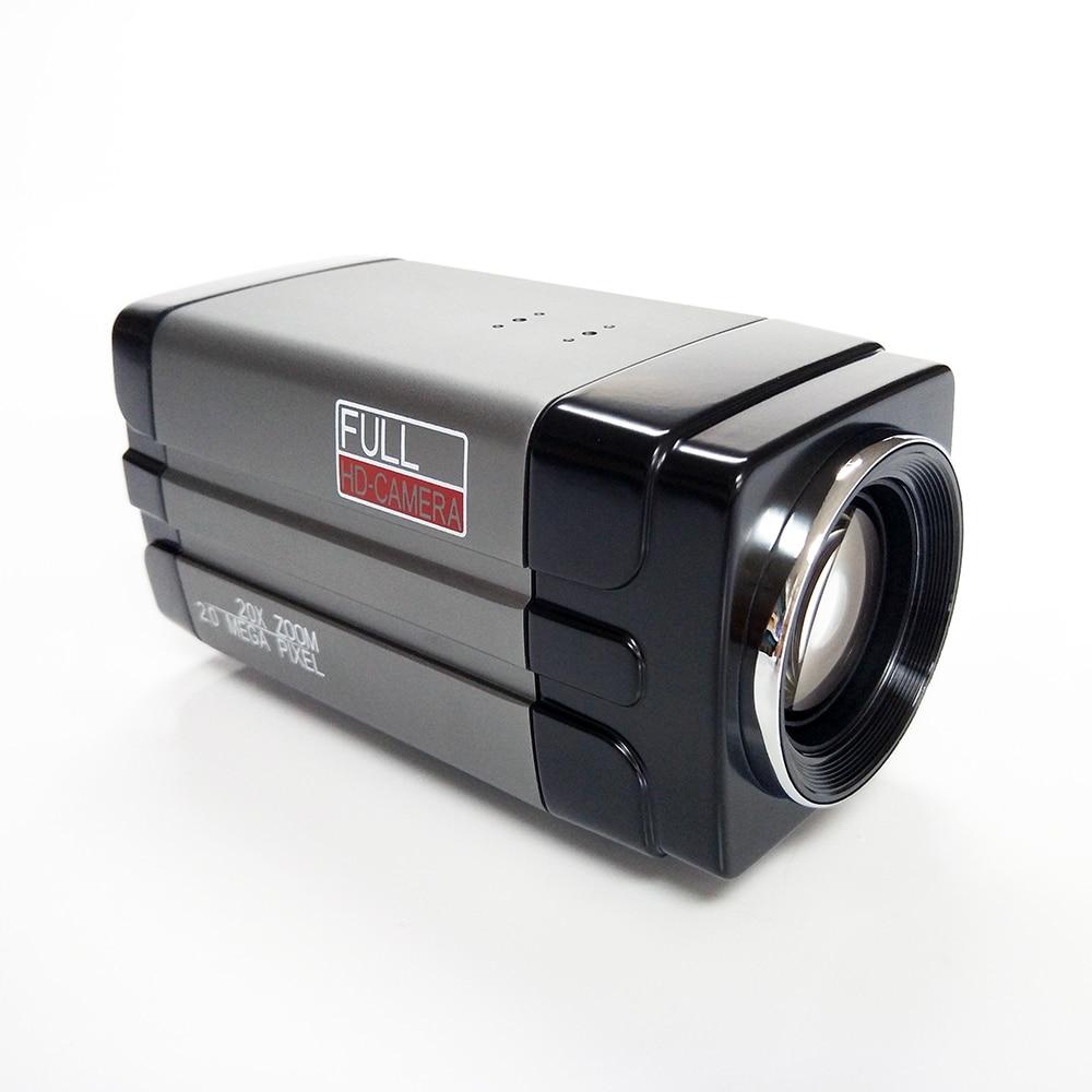 2mp 1080 p HDMI SDI IP 20x optical zoom visca câmera de caixa ao vivo streaming de tv equipamentos médicos