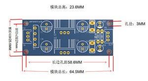 Image 3 - LM7812 LM7912 positif négatif 12V double régulateur de tension redresseur pont Module dalimentation cc 15V ~ 24V