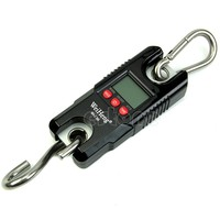 A96 Free Shipping Mini 300Kg 100g Electronic Digital Hanging Scale Crane Weight Scale Heavy Duty