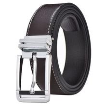 лучшая цена Cowhide Genuine Leather Belts for Men Brand Strap Male Pin Buckle Belt Vintage Belt Cowboy Jeans Girdle Designer Belts