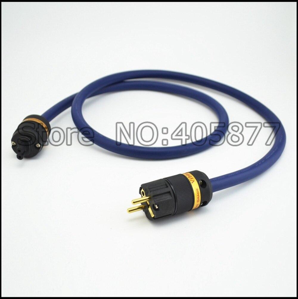 Cable de alimentación de audio Hifi de alta gama con cable de alimentación de Zuko powerplug + figura 8 conector IEC cable de alimentación para hifi on AliExpress - 11.11_Double 11_Singles' Day 1
