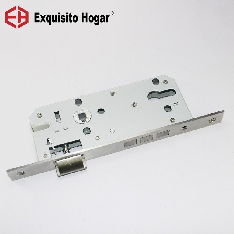 Lockcase 85*45 Hardware Door Split Lock Body Wooden Door Lock Body Metal Stainless Steel