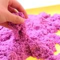 2017 nuevo aire seco playdough kid foam clay play doh plastilina plastilina masa de arcilla blanda inteligente limo arena mágica