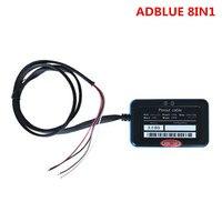 10pcs Lot Dhl Adblue 8 In 1 Adblue Emulation 8in1 With NOx Sensor Adblue Emulator 8