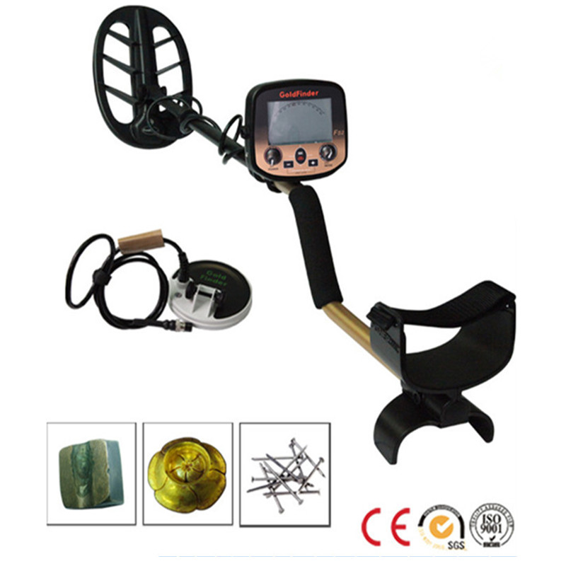 Подробнее о FS2 Metal Detector Underground with LCD Display Gold Metal Detector FS2 Treasure Hunter High Sensitivity Gold Finder dhl professional underground metal detector fs2 gold pinpointer gold digger fs2 treasure hunter weatherproof coil