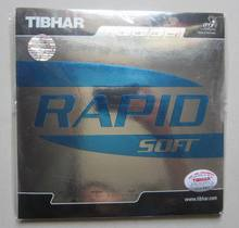 Original Tibhar RAPID SOFT pimples in table tennis rubber table tennis rackets racquet sports