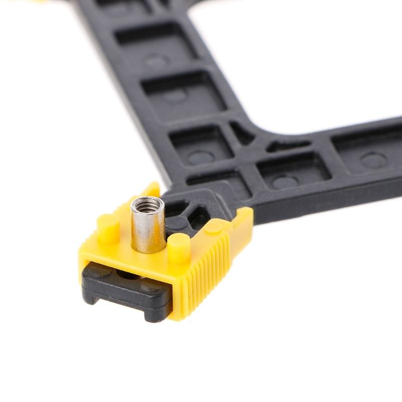 AM3 CPU Cooling Fan Heatsink Socket Mount Bracket Dock For AMD 940 AM2 AM2