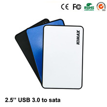 2017 HDD SSD USB 3.0 Micro-mini sata 2.5 inch up to 1TB support hd externo hard disk case hdd case 5GBPS