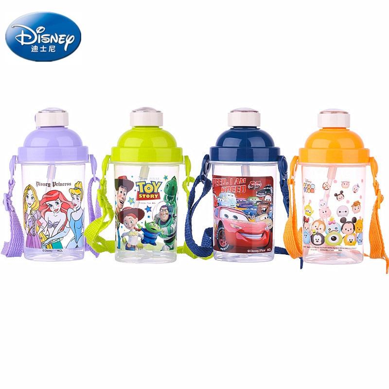 Disney Cars Kids Juice Cup Baby Toy Story Princess