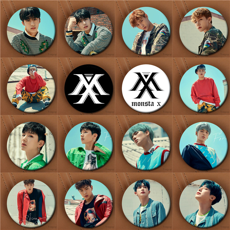 Youpop Kpop Korean Monsta X Album The 1st World Tour