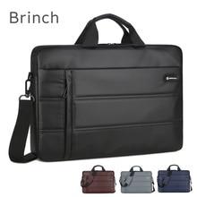 """2020 Nieuwste Merk Brinch Messenger Bag Voor Laptop 15 """", 15.6 Inch, case Voor Macbook Notebook 15.5 """", Gratis Drop Verzending BW232"""