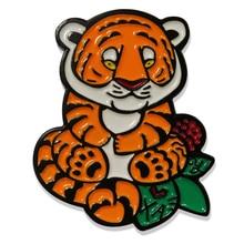 Cute Small Animal Metal Badge Wholesale Custom Craft Enamel Lapel Pins