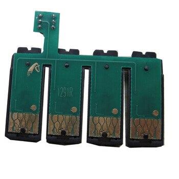 T1291 ciss permanente chip para EPSON Stylus SX230 SX235W SX420W SX425W SX430W SX435W SX438W SX440W SX445W SX525WD SX535WD SX620FW Sistema de suministro continuo de tinta Ordenadores y oficina -