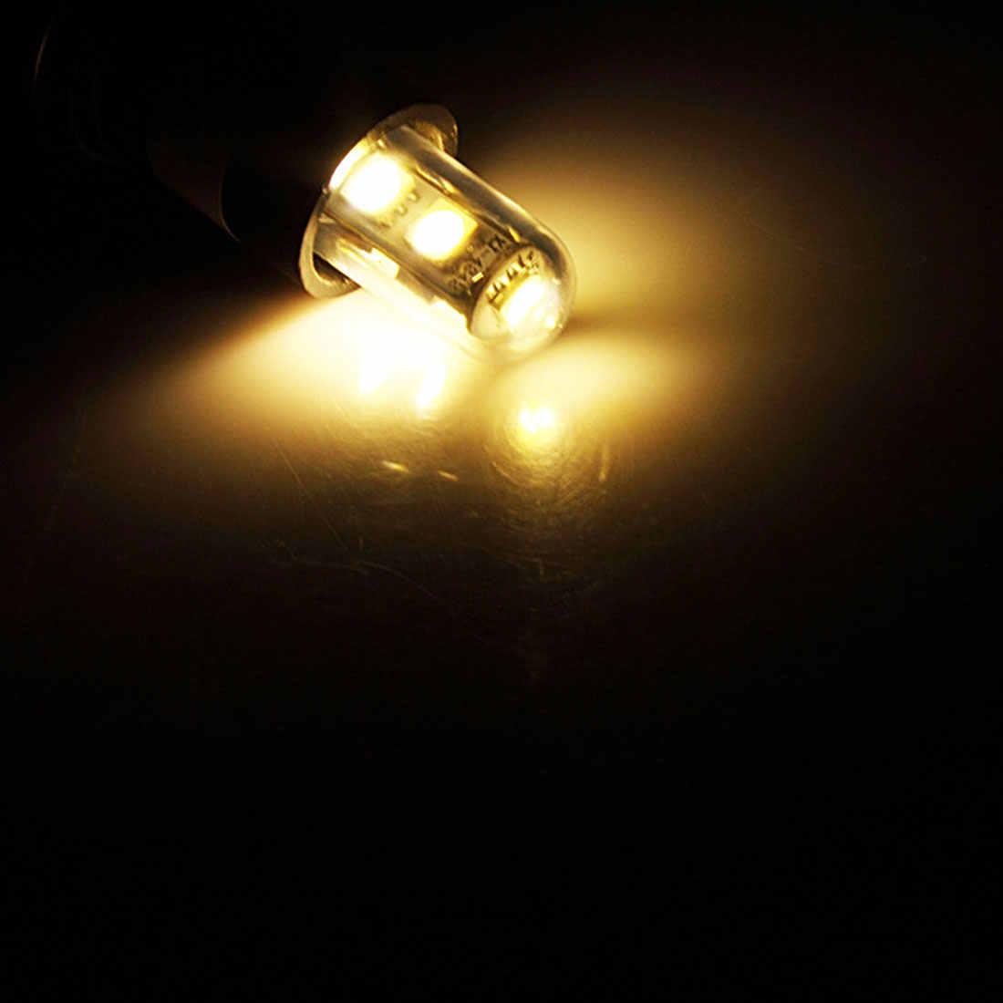 1 шт мини E14 светодиодный лампы 5050 SMD 1W хрустальная люстра 110/220V светильник Кукуруза лампы кулон холодильник светильник
