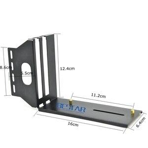 Image 3 - PCIe 3.0 Vga グラフィックビデオカードブラケット垂直垂直転送フレームサポート PCI E 3.0 × 16 拡張ケーブル GTX1080Ti