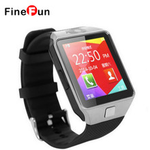 FineFun Wearable Devices DZ09 Smart Watch Support SIM TF Card Electronics Wrist Phone Watch For Android smartphone Smartwatch