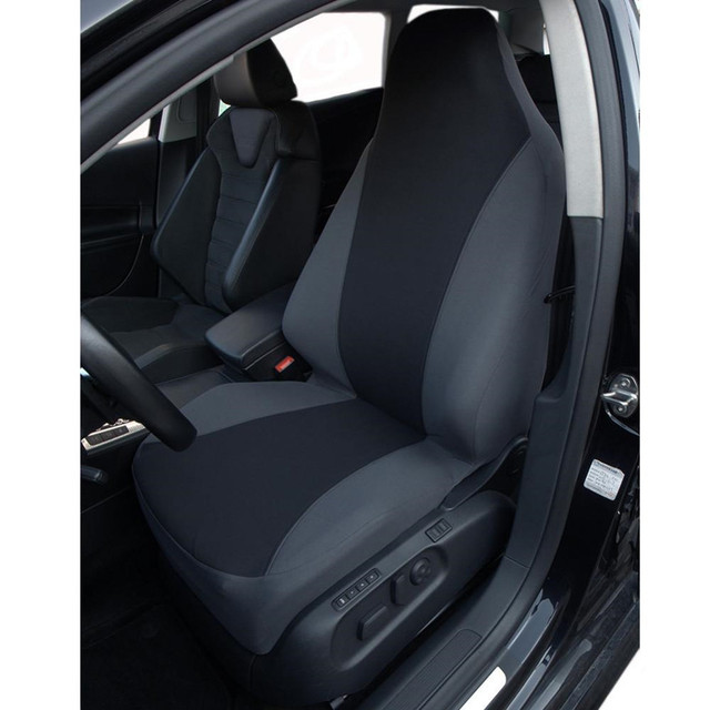 Hot Sale 1pcs Front Universal Waterproof Nylon Car Van Auto Vehicle Seat Cover Protector Youth