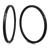 26er XC/AM/эндуро/DH MTB обод T700 углеродного волокна сделаны Hookless диски бескамерные готов для горных велосипед колеса велосипеда 24/28/32 отверстия