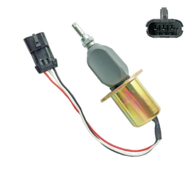 Stop solenoid 1751ES-12A7UC9B5S5  SA-4780-12 12V stop solenoid 1502 12d6u2b2s2a