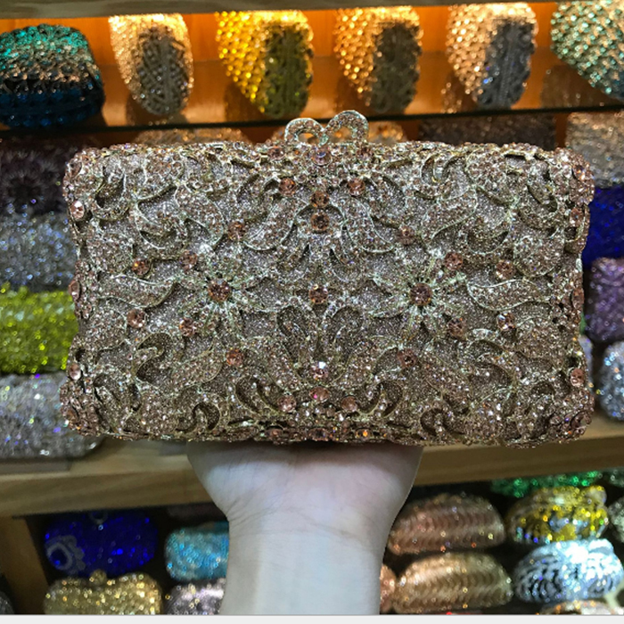 Christmas gift items Clutch Bag Women Designer Evening Bag Ladies Party Purse Party Diamond pochette Crystal wallet Day Clutches 2017 luxury women handbags wallet faux fur day clutch female zipper purse evening party clutches ladies tote bag bolsos