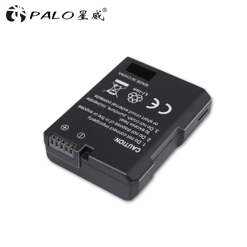 1pc.EN-EL14 EN-EL14a ENEL14 EL14 1200mAh Battery for Nikon D5600,P7700,P7100,D3400,D5500,D5300,D5200,D3200,D3300,D5100,D3100,Df.