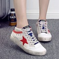 New Brand Designer 2016 Italy  canvas Casual  women Shoes Goose All Sport Star Breathe Shoes Footwear